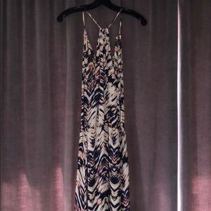 Parker x Barneys Printed Maxi Dress